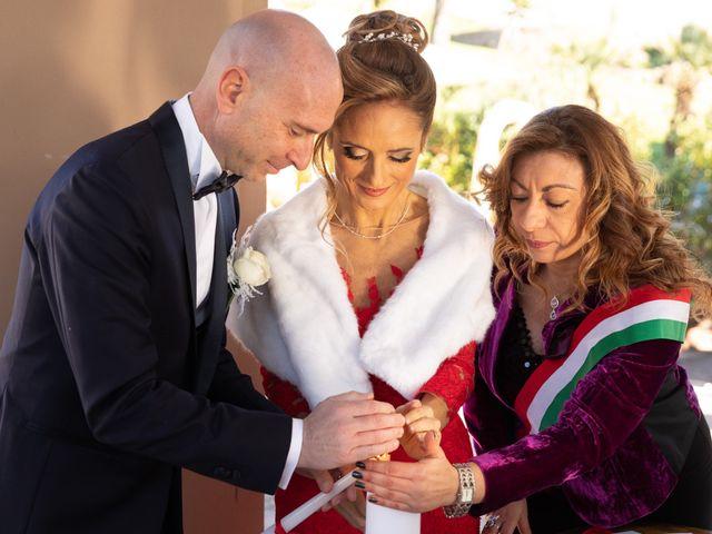 Il matrimonio di Marco e Katia a Roma, Roma 35