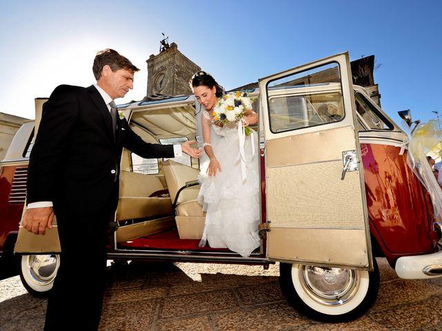 Il matrimonio di Daniele e Angela a Muro Leccese, Lecce 17