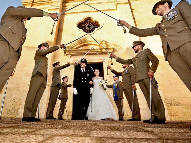 Il matrimonio di Daniele e Angela a Muro Leccese, Lecce 23