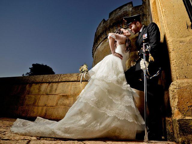 Il matrimonio di Daniele e Angela a Muro Leccese, Lecce 27