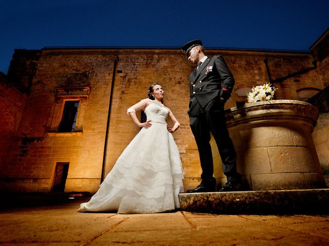 Il matrimonio di Daniele e Angela a Muro Leccese, Lecce 28
