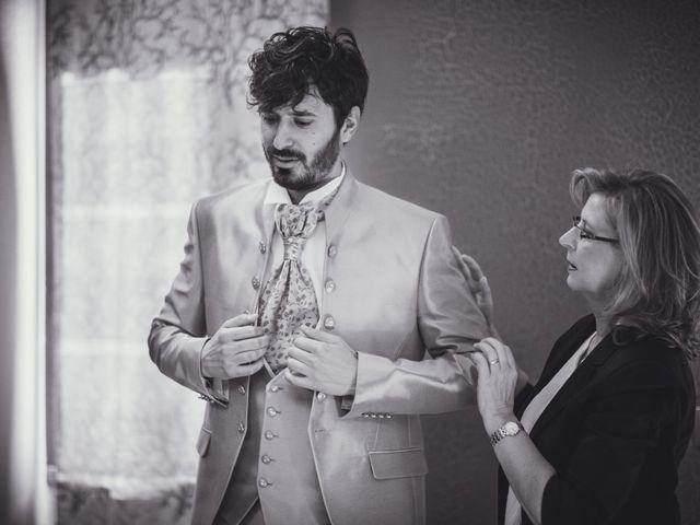 Il matrimonio di Antonio e Federica a Positano, Salerno 8