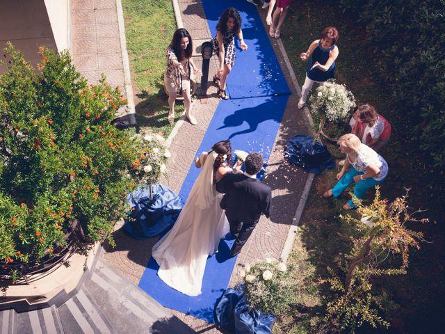 Il matrimonio di Antonio e Federica a Positano, Salerno 17
