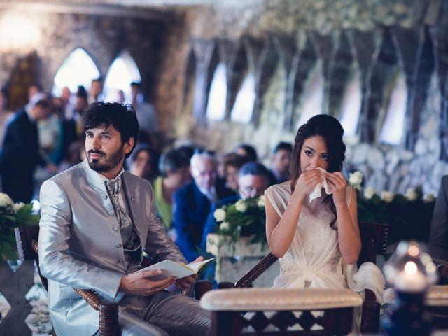 Il matrimonio di Antonio e Federica a Positano, Salerno 19