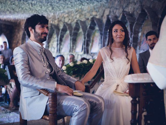 Il matrimonio di Antonio e Federica a Positano, Salerno 20