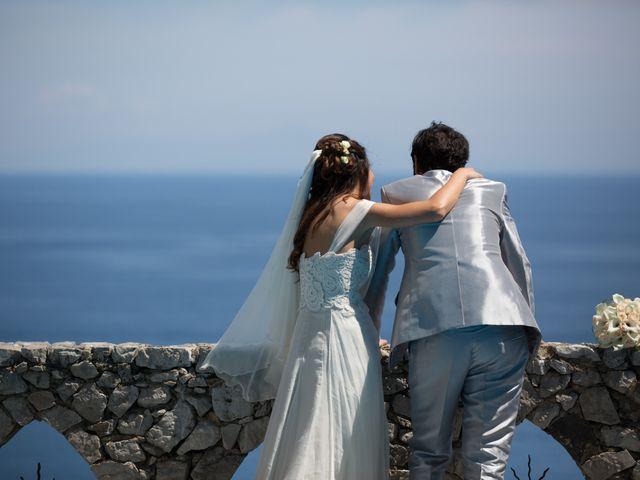 Il matrimonio di Antonio e Federica a Positano, Salerno 28