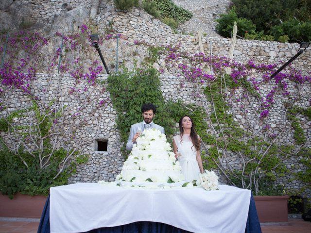 Il matrimonio di Antonio e Federica a Positano, Salerno 31