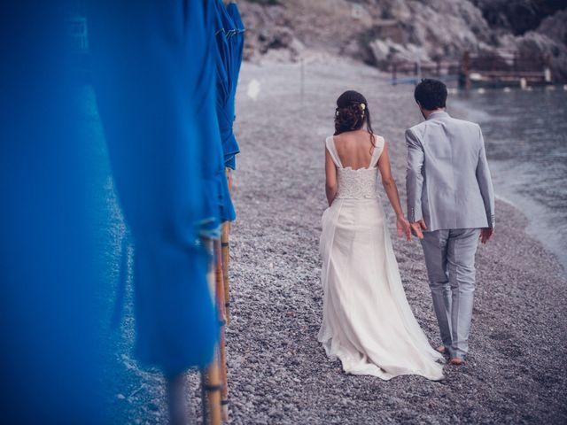 Il matrimonio di Antonio e Federica a Positano, Salerno 33