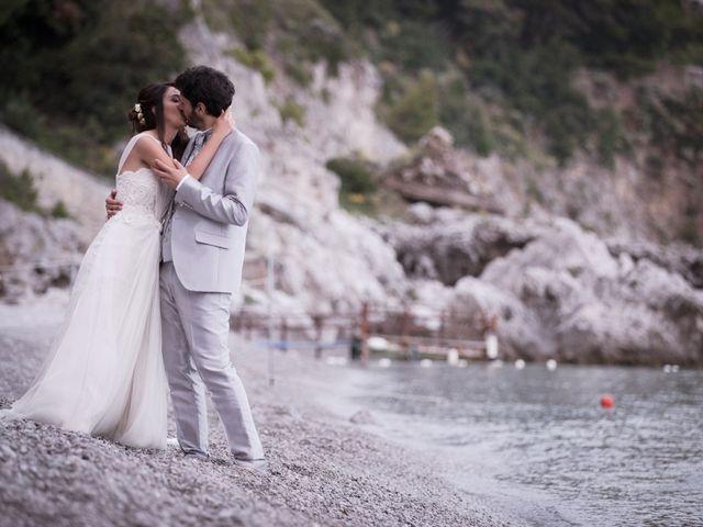 Il matrimonio di Antonio e Federica a Positano, Salerno 34
