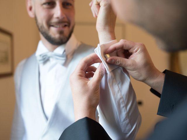 Il matrimonio di Davide e Dunia a Grumello del Monte, Bergamo 8