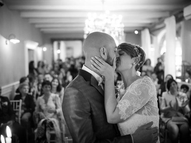 Il matrimonio di Davide e Dunia a Grumello del Monte, Bergamo 18