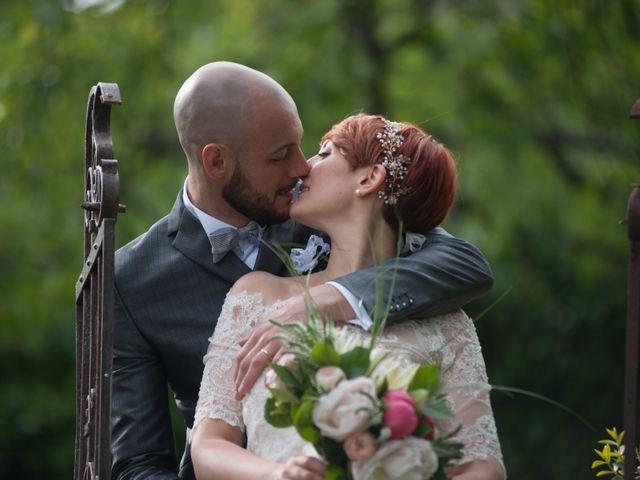 Il matrimonio di Davide e Dunia a Grumello del Monte, Bergamo 25