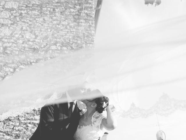 le nozze di Annalisa e Davide