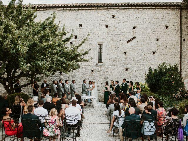 Il matrimonio di Cliff e Marta a L'Aquila, L'Aquila 2