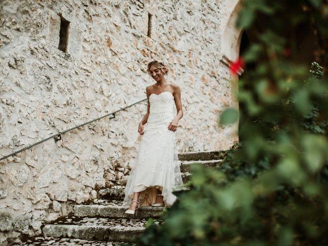 Il matrimonio di Cliff e Marta a L'Aquila, L'Aquila 25