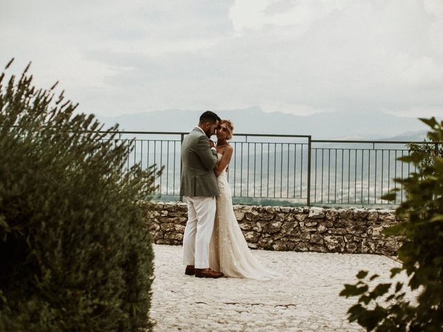 Il matrimonio di Cliff e Marta a L'Aquila, L'Aquila 29