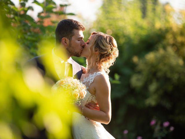 Le nozze di Najada e Roberto