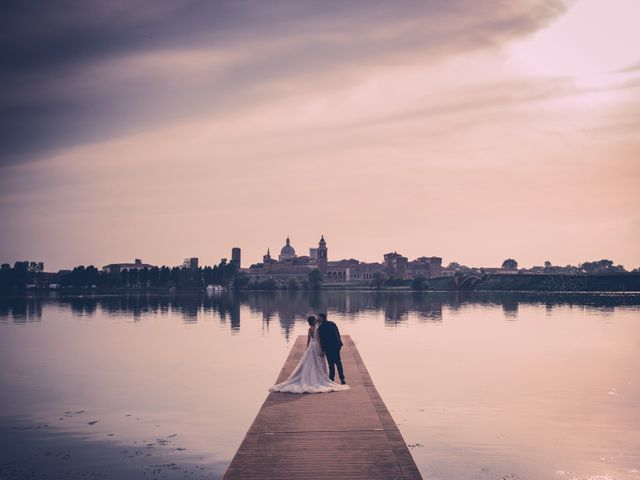 Il matrimonio di Michele e Lara a Marmirolo, Mantova 22