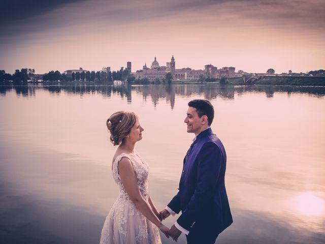 Il matrimonio di Michele e Lara a Marmirolo, Mantova 23
