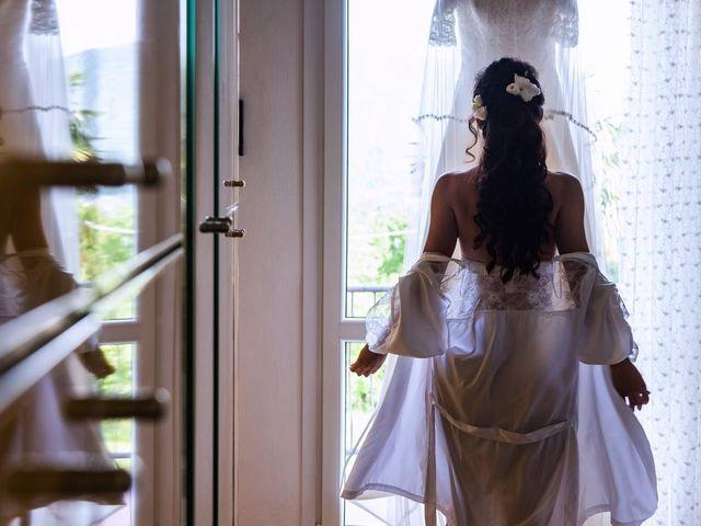 Il matrimonio di Sergio e Sabrina a Besozzo, Varese 9