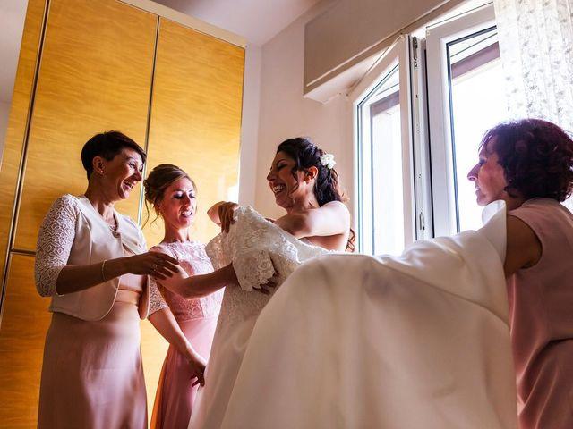 Il matrimonio di Sergio e Sabrina a Besozzo, Varese 10