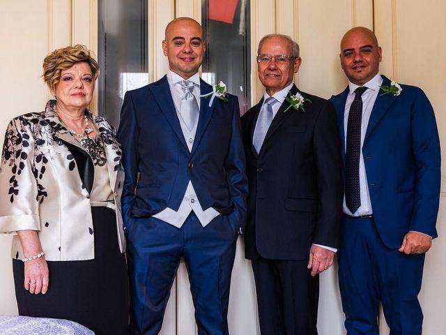 Il matrimonio di Sergio e Sabrina a Besozzo, Varese 23