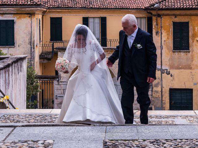 Il matrimonio di Sergio e Sabrina a Besozzo, Varese 29