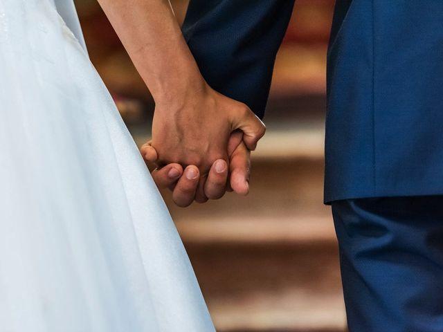 Il matrimonio di Sergio e Sabrina a Besozzo, Varese 35