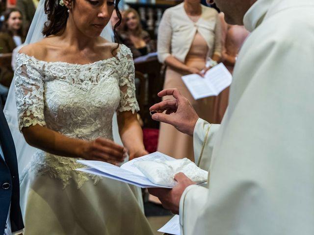 Il matrimonio di Sergio e Sabrina a Besozzo, Varese 41
