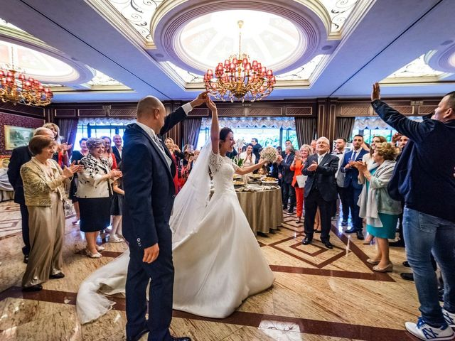 Il matrimonio di Sergio e Sabrina a Besozzo, Varese 73