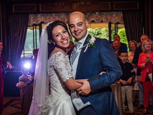 Il matrimonio di Sergio e Sabrina a Besozzo, Varese 74