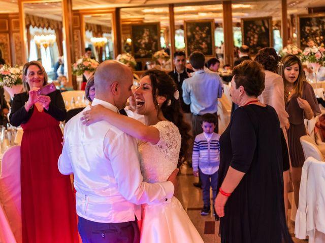 Il matrimonio di Sergio e Sabrina a Besozzo, Varese 79