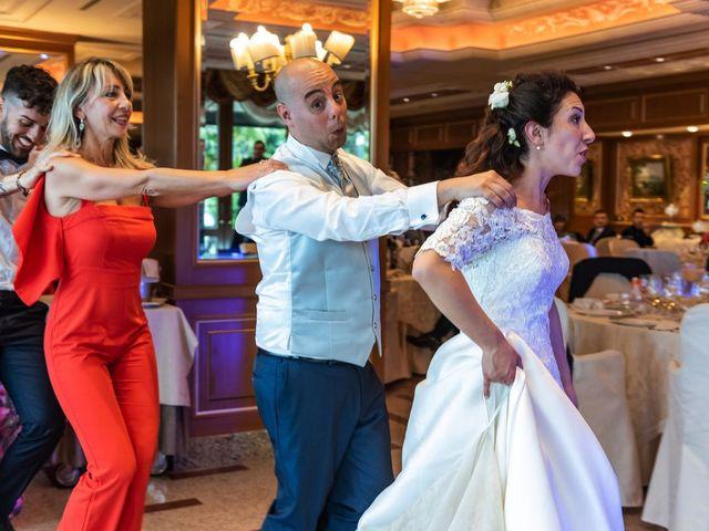 Il matrimonio di Sergio e Sabrina a Besozzo, Varese 84