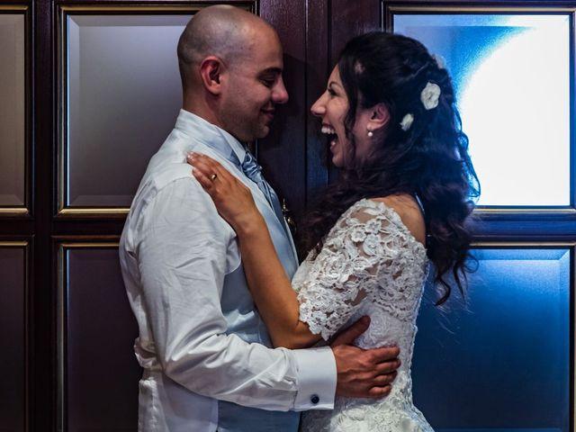 Il matrimonio di Sergio e Sabrina a Besozzo, Varese 85