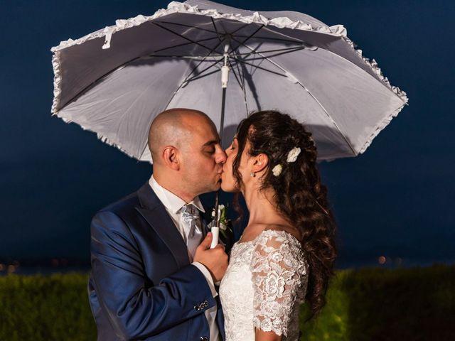 Il matrimonio di Sergio e Sabrina a Besozzo, Varese 90