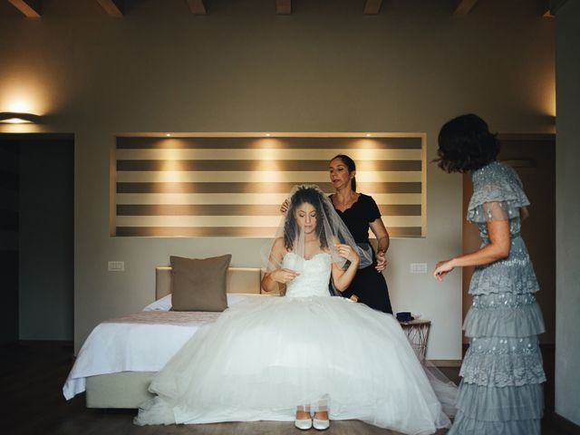 Il matrimonio di Federico e Francesca a Morsasco, Alessandria 18