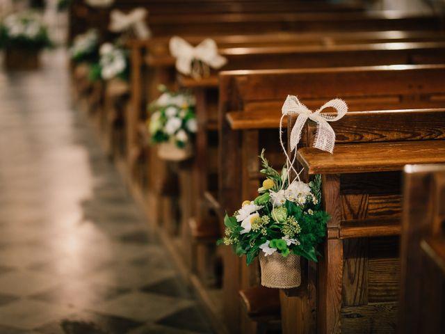 Il matrimonio di Federico e Francesca a Morsasco, Alessandria 21