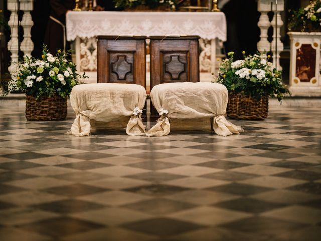Il matrimonio di Federico e Francesca a Morsasco, Alessandria 23
