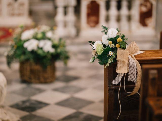 Il matrimonio di Federico e Francesca a Morsasco, Alessandria 24
