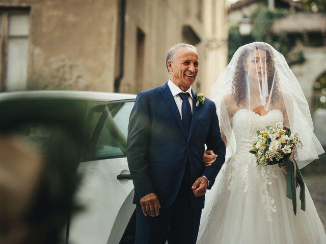 Il matrimonio di Federico e Francesca a Morsasco, Alessandria 30