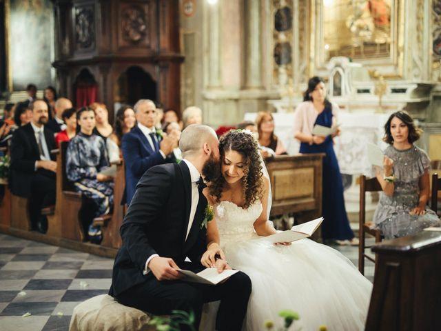 Il matrimonio di Federico e Francesca a Morsasco, Alessandria 32