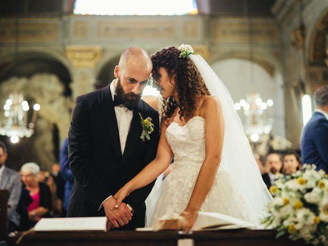 Il matrimonio di Federico e Francesca a Morsasco, Alessandria 33