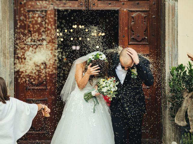 Il matrimonio di Federico e Francesca a Morsasco, Alessandria 34