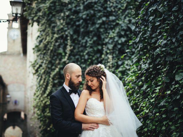 Il matrimonio di Federico e Francesca a Morsasco, Alessandria 38