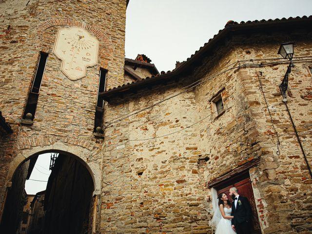 Il matrimonio di Federico e Francesca a Morsasco, Alessandria 39