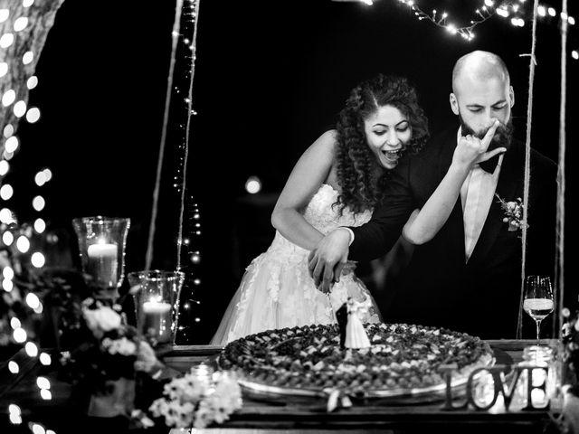 Il matrimonio di Federico e Francesca a Morsasco, Alessandria 74