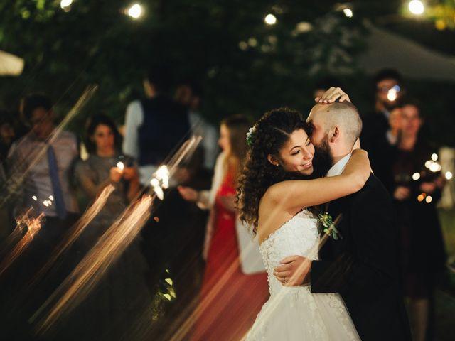Il matrimonio di Federico e Francesca a Morsasco, Alessandria 75
