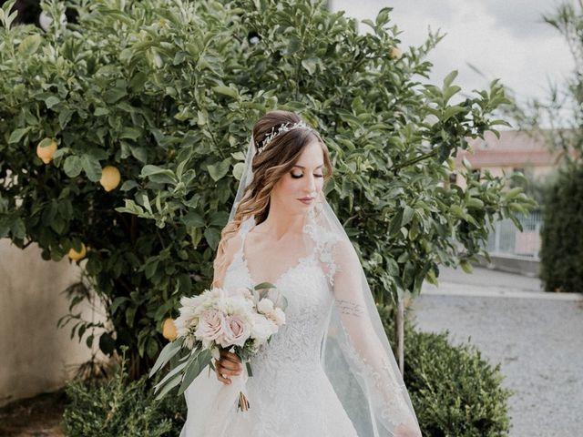 Il matrimonio di Denny e Massimiliana a Pizzo, Vibo Valentia 19