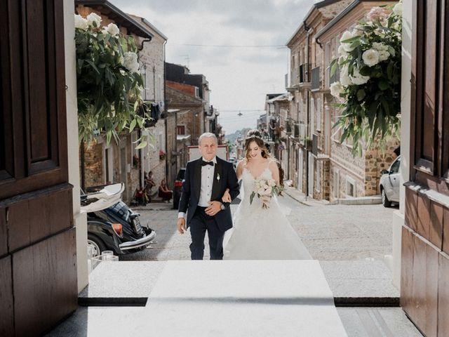 Il matrimonio di Denny e Massimiliana a Pizzo, Vibo Valentia 29