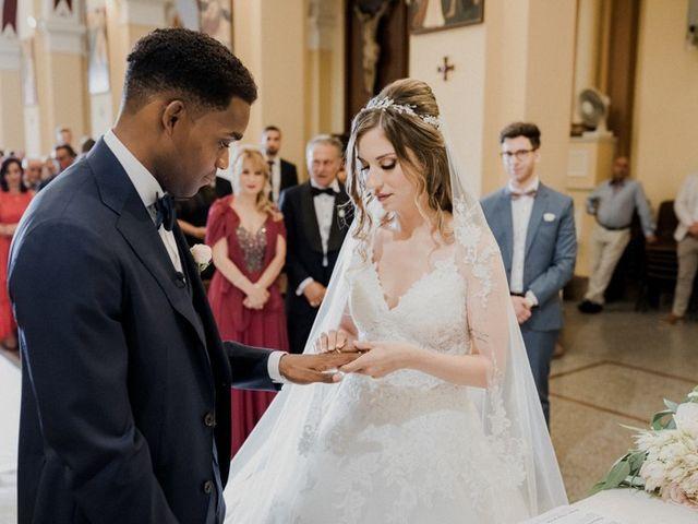 Il matrimonio di Denny e Massimiliana a Pizzo, Vibo Valentia 37